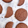 Dorie Greenspan malted cookies on eatlivetravelwrite.com