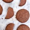 Dorie Greenspan malted cookies on eatlivetravelwrite.com