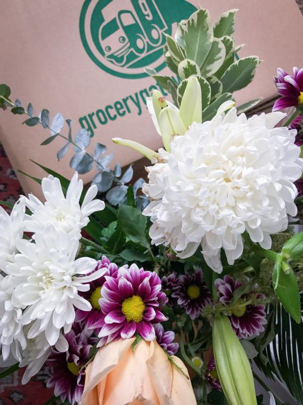 Grocery Gateway delivers flowers too on eatlivetravelwrite.com