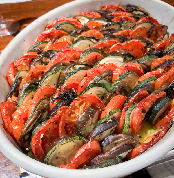 David Lebovitz Baked Provencal Vegetables from My Paris Kitchen