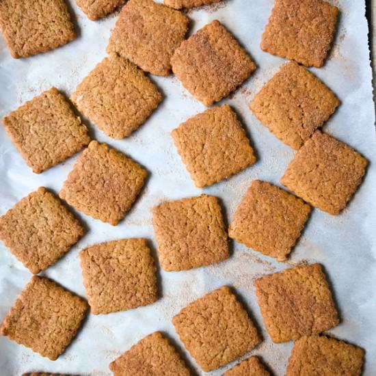 Dories Cookies graham cracker cookies on eatlivetravelwrite.com