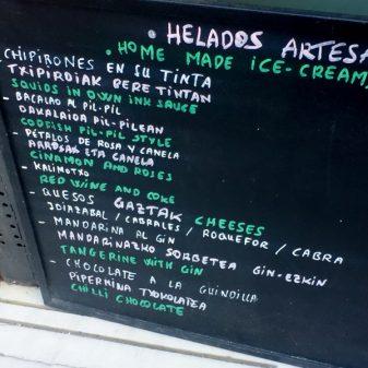 Heladeria Nossi Be Bilbao on eatlivetravelwrite.com