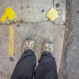 Walking from Najera to Santo Domingo e la Calzada on the Camino de Santiago on eatlivetravelwrite.com