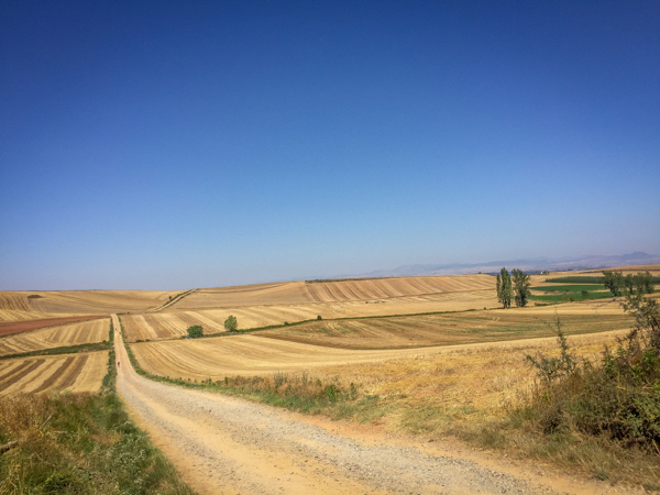 Miles to go on the Camino de Santiago on eatlivetravelwrite.com
