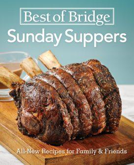 Best of Bridge Sunday Suppers on eatlivetravelwrite.com