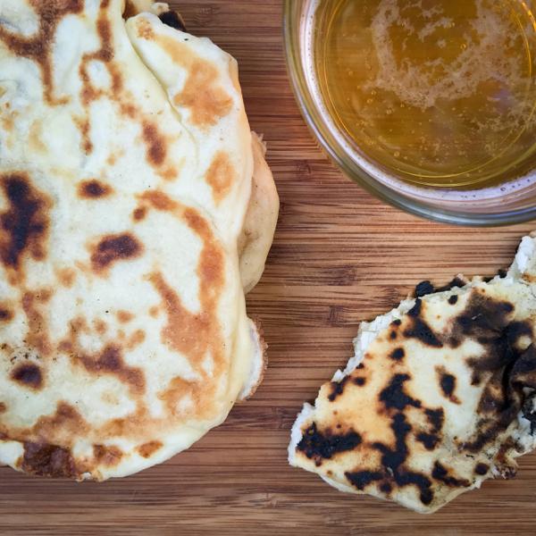 David Lebovitz Indian Cheese Bread on eatlivetravelwrite.com