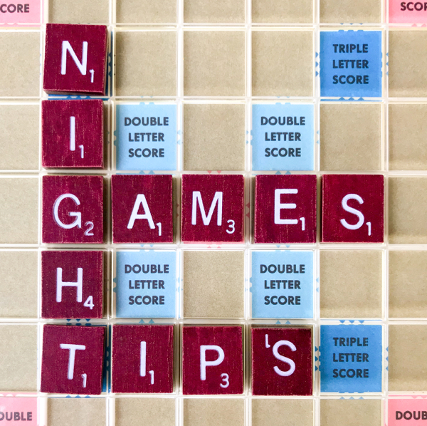 Tips for hosting games night on eatlivetravelwrite.com