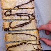 Kids can't resist chocolate orange shortbread from Jamie Oliver Quick and Easy Food on eatlivetravelwrite.com