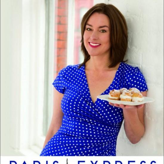 Paris Express cover on eatlivetravelwrite.com