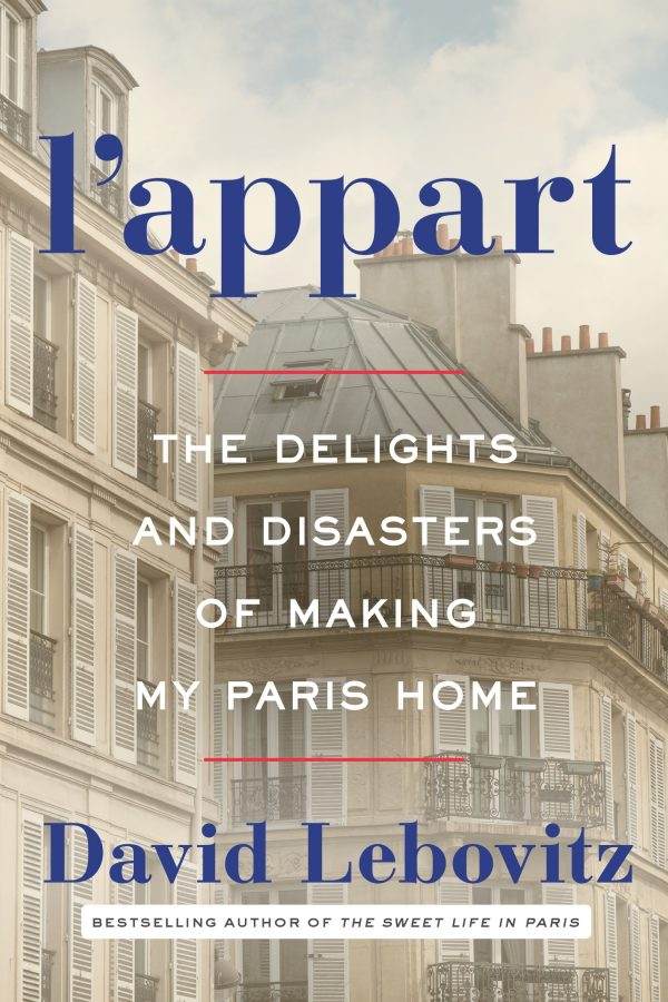 L'Appart cover by David Lebovitz on eatlivetravelwrite.com