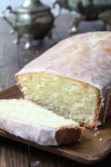 lemon loaf cake from Kid Chef Bakes on eatlivetravelwrite.com