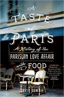 A Taste of Paris cover