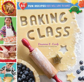 Baking Class Cover