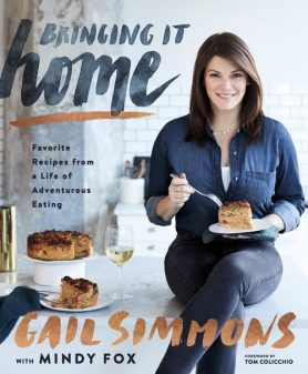 Gail Simmons Bringing it Home on eatlivetravelwrite.com