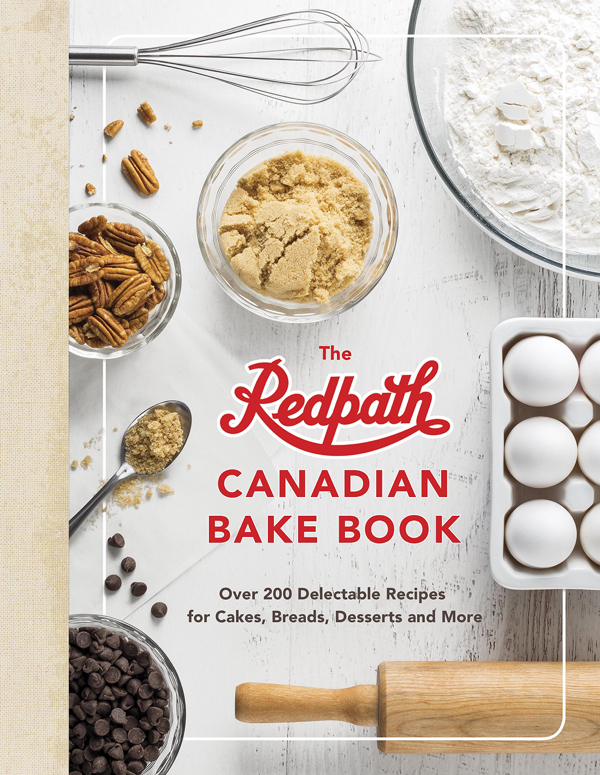 Redpath Canadian Bake Book on eatlivetravelwrite.com