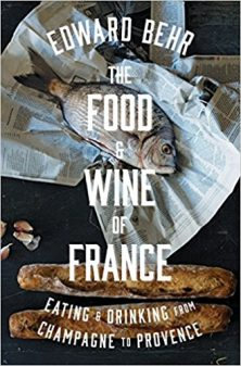 The Food and Wine of France cover