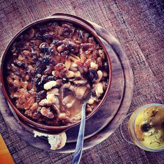 Cassoulet in Castelnaudary on eatlivetravelwrite.com