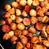 David Lebovitz duck fat potatoes from My Paris Kitchen on eatlivetravelwrite.com