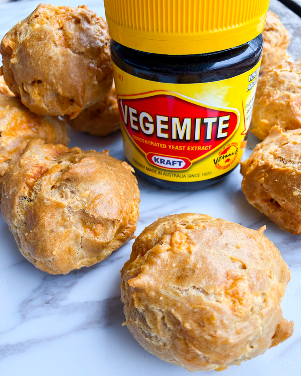 Vegemite flavoured cheese puffs on eatlivetravelwrite.com
