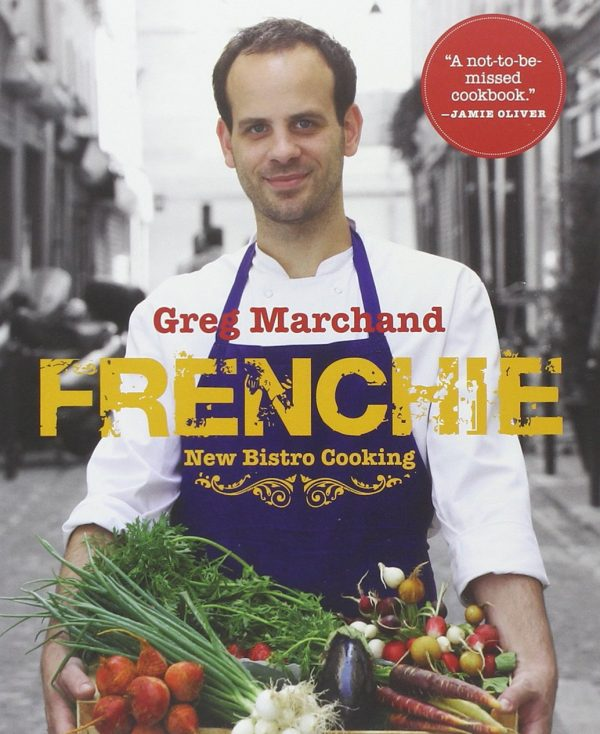 Frenchie Cookbook Cover