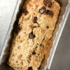 Christine Tizzard Insanely Good Banana Oat Loaf on eatlivetravelwrite.com