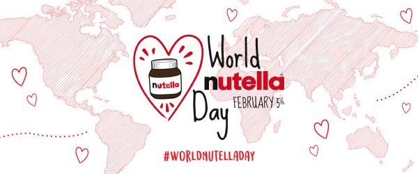 World Nutella Day on eatlivetravelwrite.com