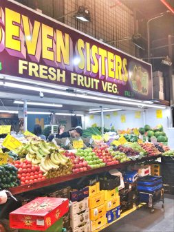 Seven Sisters Frech Fruit and Veg at Adelaide Central Market on eatlivetravelwrite.com