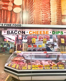 Bacon, Cheese, Dips at Adelaide Central Market on eatlivetravelwrite.com