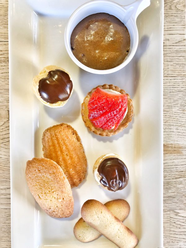 Le café gourmand selection on eatlivetravelwrite.com