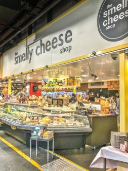 Smelly Cheese Shop at Adelaide Central Market on eatlivetravelwrite.com