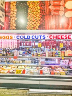 Eggs, Cold Cuts, Cheese at Adelaide Central Market on eatlivetravelwrite.com