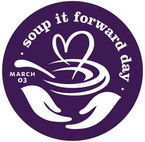 Soup Sisters Soup it Forward Day March 3 2018