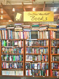 Central Market Books at Adelaide Central Market on eatlivetravelwrite.com