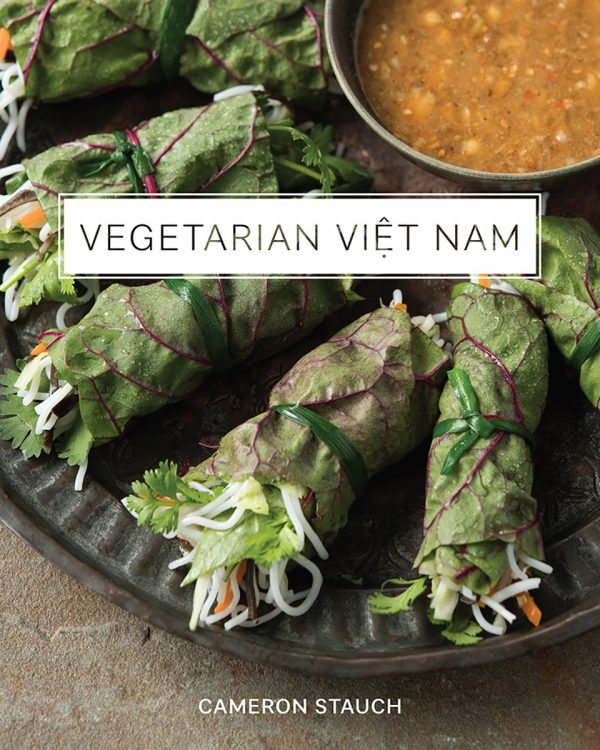 Vegetarian Viet Nam cover on eatlivetravelwrite.com