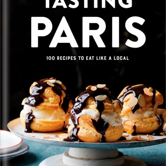 Tasting Paris cover on eatlivetravelwrite.com