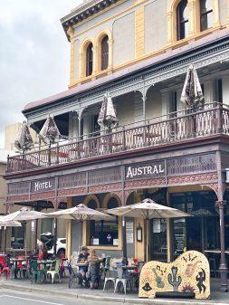 The Austral Hotel in Adelaide on eatlivetravelwrite.com