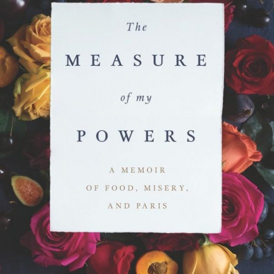 The Measure of my Powers cover