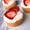 Dorie Greenspan strawberry shortcake cookies on eatlivetravelwrite.com