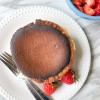 Mini version of David Lebovitz French Cheesecake on eatlivetravelwrite.com