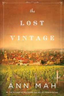 The Lost Vintage cover on eatlivetravelwrite.com