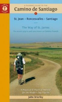 Brierley guide to the Camino de Santiago