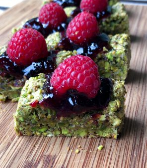 Dories Cookies Tuesdays with Dorie Dorie Greenspan pistachio berry slims on eatlivetravelwrite.com