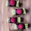 Pistachio Berry Slims from Dories Cookies on eatlivetravelwrite.com