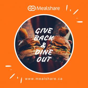 Mealshare Buy 1 Give 1 on eatlivetravelwrite.com