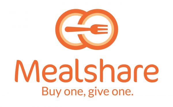 Mealshare logo on eatlivetravelwrite.com