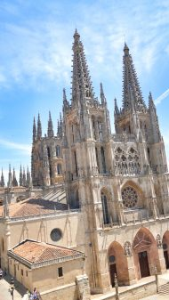 Burgos Cathedral on eatlivetravelwrite.com