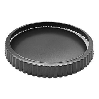 Nonstick heavy duty tart pan