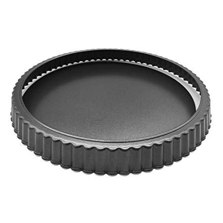 Nonstick heavy duty tart pan