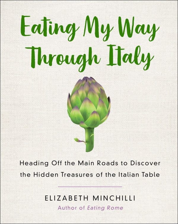 Eating my way Through Italy cover on eatlivetravelwrite.com