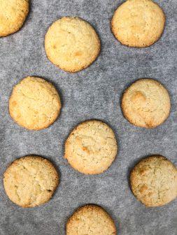 Basque Macarons from Dorie Greenspan Baking Chez Moi on eatlivetravelwrite.com
